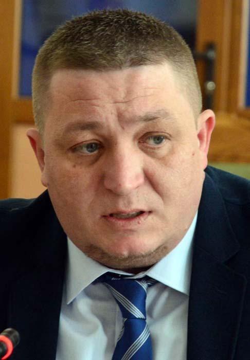 Cristian Beltechi, director Poliția Locală Oradea