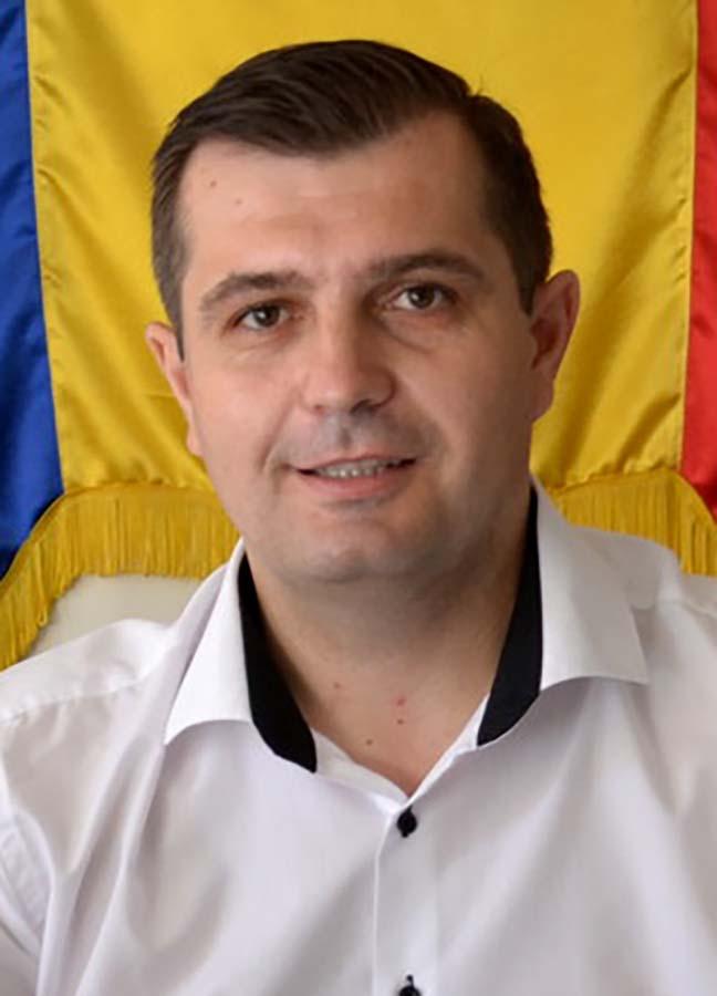 Cristian Laza, primar Sânmartin