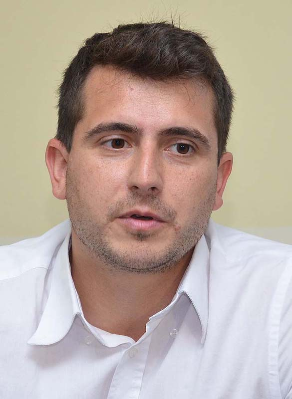 Cristian Delcea, fost angajat DMPFI Oradea