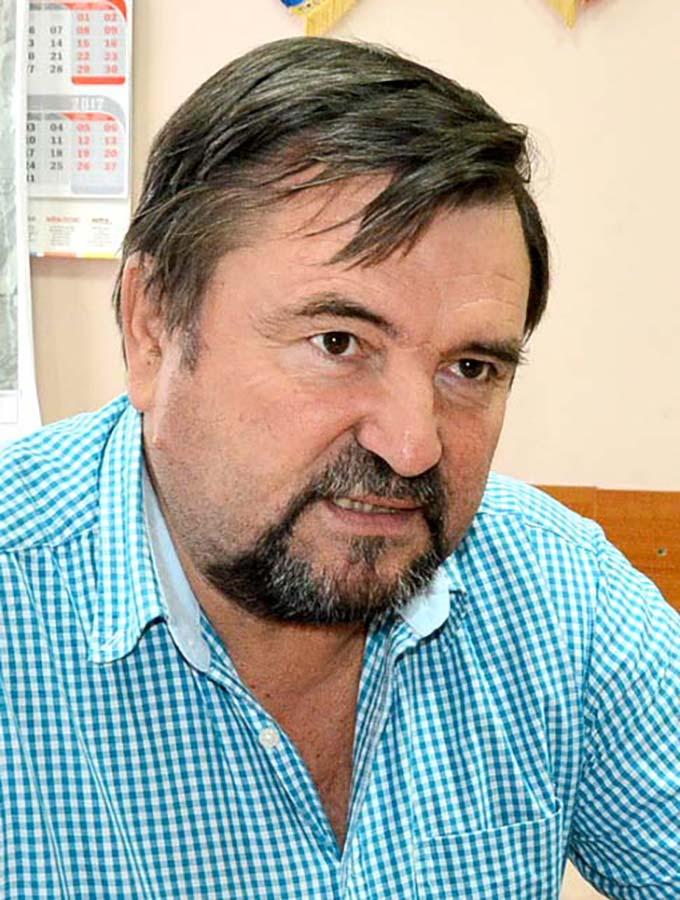 Dumitru Munge, primar Sânnicolau Român