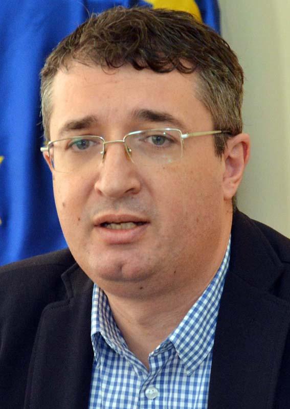 Eduard Florea, director economic al Primăriei Oradea