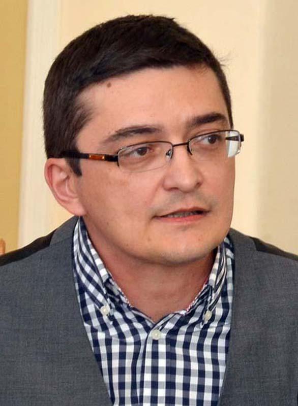 Adrian Hatos, Universitatea din Oradea
