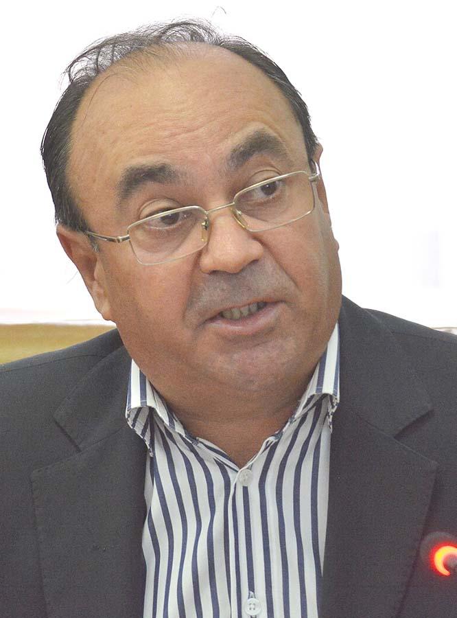 şeful Direcţiei Judeţene pentru Agricultură Bihor, Nicolae Hodişan