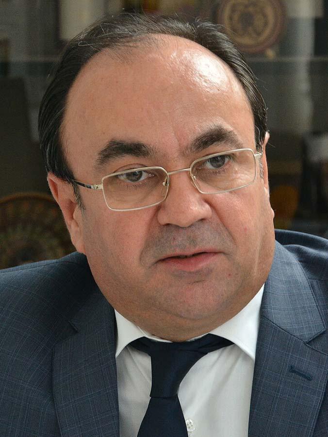 Nicolae Hodişan, şeful Direcţiei Agricole Judeţene Bihor