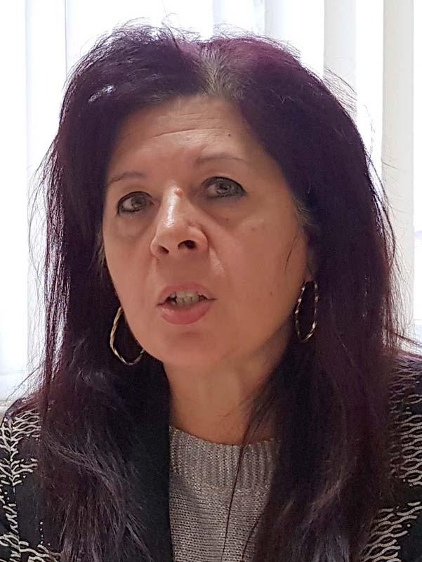 Ileana Varga, directoarea liceului Barițiu