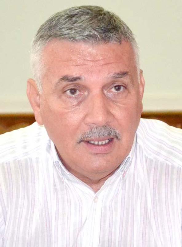 președintele Asociației de Proprietari Șelimbărului 1, Ioan Horvath