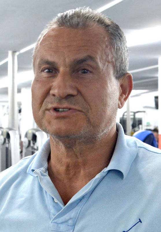Ion Marin, Gym Mar Strong