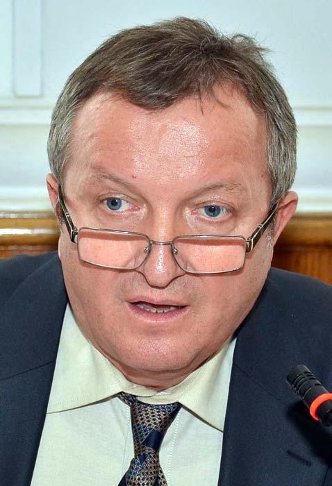 Ionel Vila, secretarul Consiliului Local Oradea