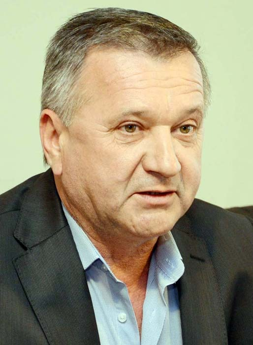 Jean Podilă, patron Hotel President
