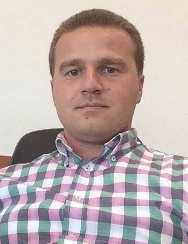 Sandrin Jugariu, administratorul firmei Free Stile Sport Service