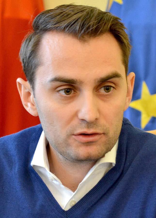 city-managerul Oradiei, Mihai Jurca