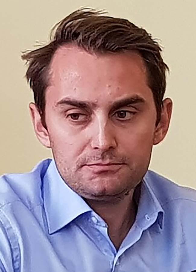 Mihai Jurca, city-manager Oradea