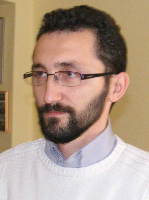 Laurenţiu Lazăr, preşedintele Asociaţiei Filantropia Oradea