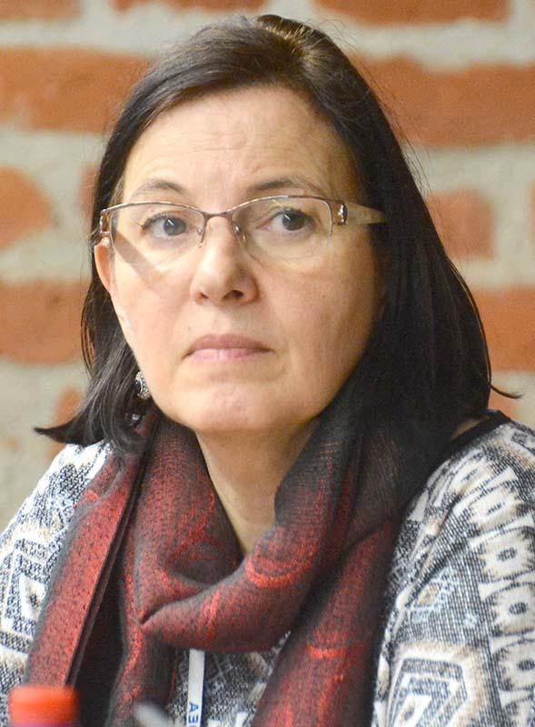 Adriana Lipoveanu, adjunct la Instituția arhitectului șef Oradea