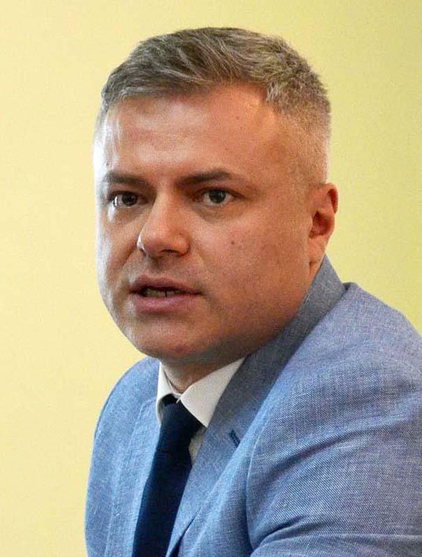 Lucian Popa, șeful Direcției Patrimoniului Imobiliar Oradea