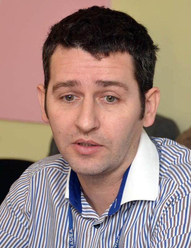Ioan Maghiar, inginer în cadrul Primăriei Oradea