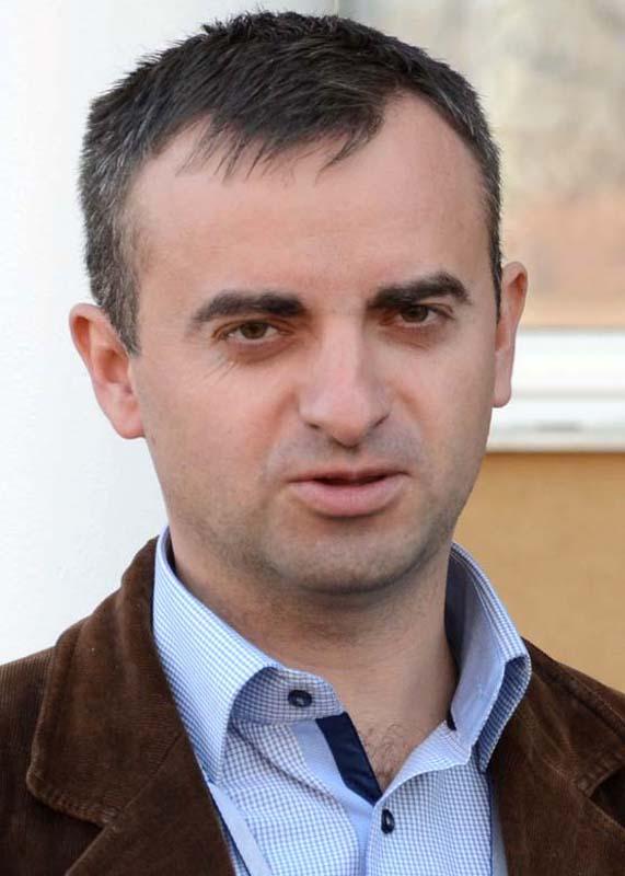 Marius Moş, şeful Direcţiei Management Proiecte cu Finanţare Internaţională