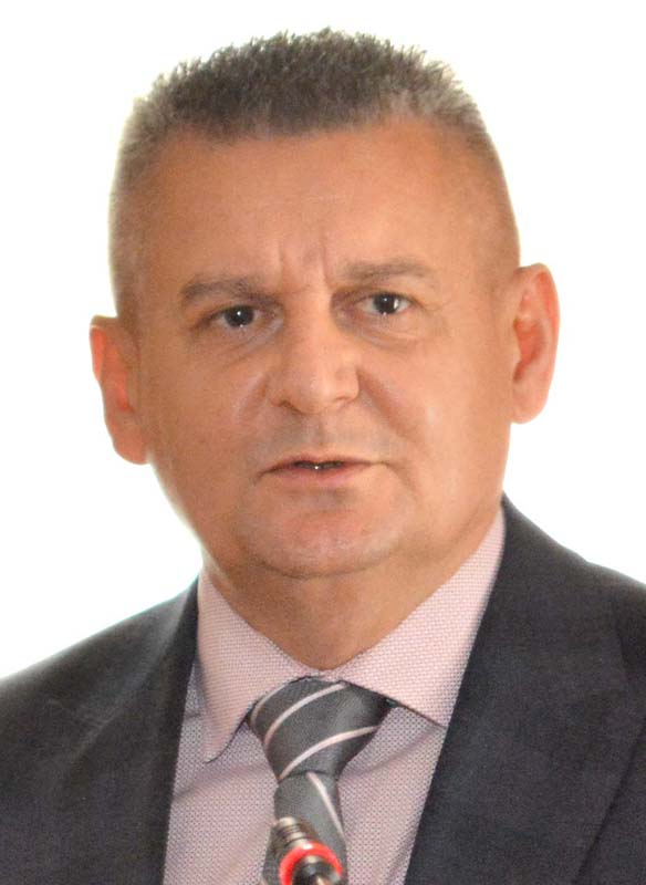 Ioan Mihaiu, prefect de Bihor
