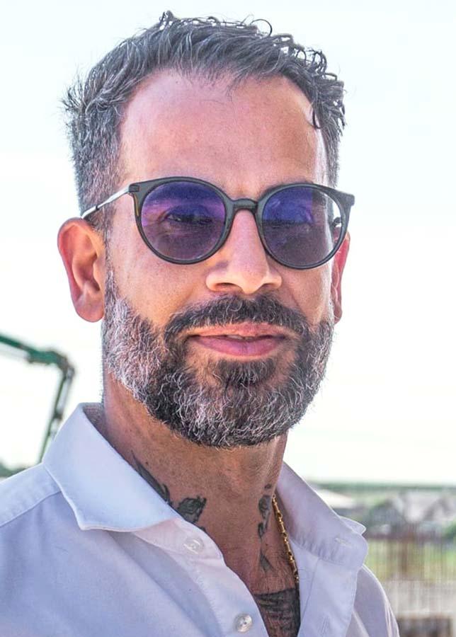 managerul agenţiei imobiliare Gaminvest, Mirko Giuffrida