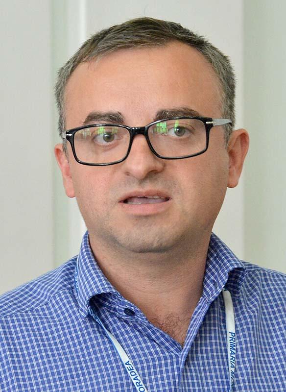 Marius Moș, șeful DMPFI Oradea