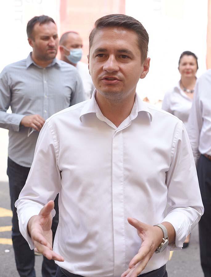 Emilian Pavel, politician, președinte executiv PSD Bihor