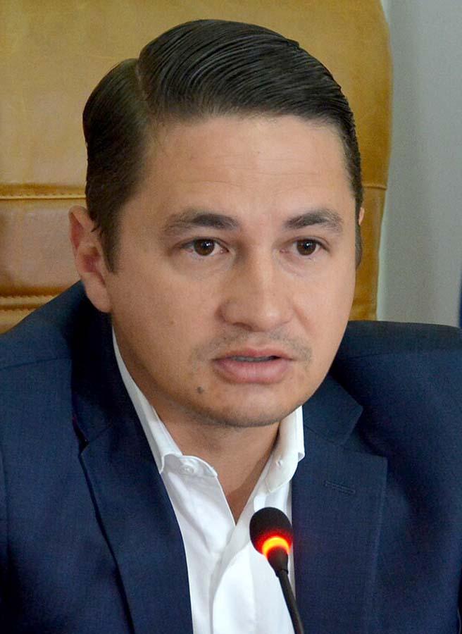 Emilian Pavel, consilier local PSD Oradea