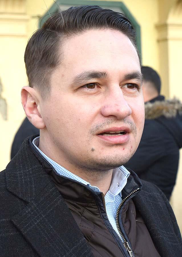 consilierul PSD Emilian Pavel