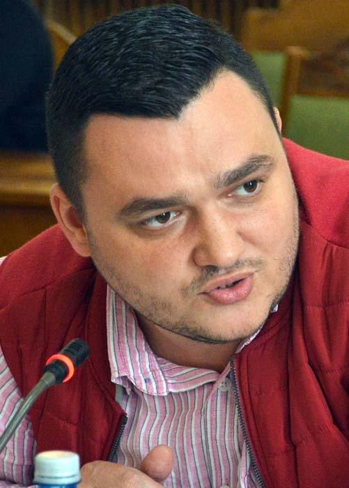 Liviu Sabău Popa, director economic Ambulanța Bihor