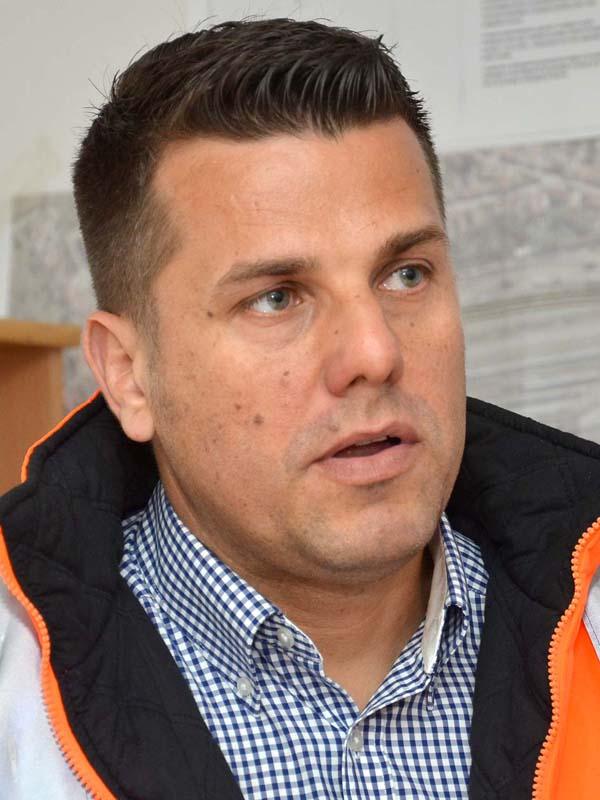 directorul Selina, Călin Roman