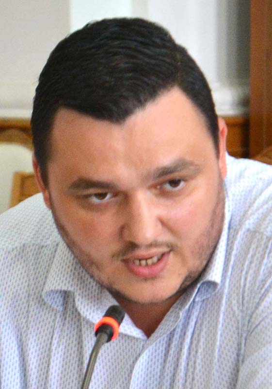 liderul consilierilor PSD, Liviu Sabău Popa