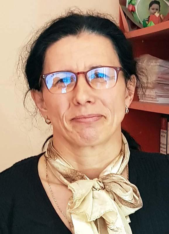 Sofia Pop, directoare Școala gimnazială Talpoș