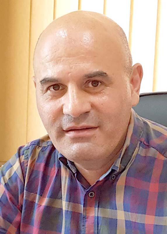 Sorin Curilă, fostul președinte al Senatului Universității din Oradea
