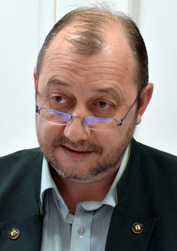 Mihai Togor, șeful Gărzii de Mediu Bihor
