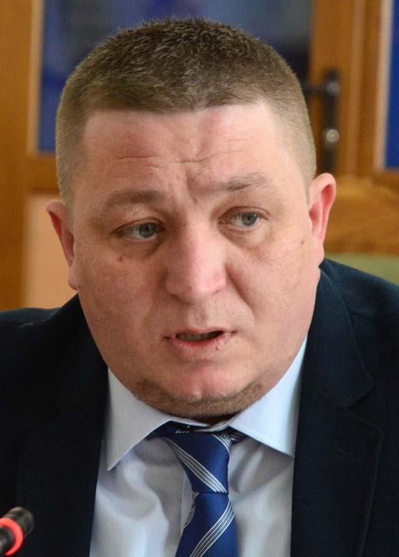 directorul Poliţiei Locale Oradea, Cristian Beltechi