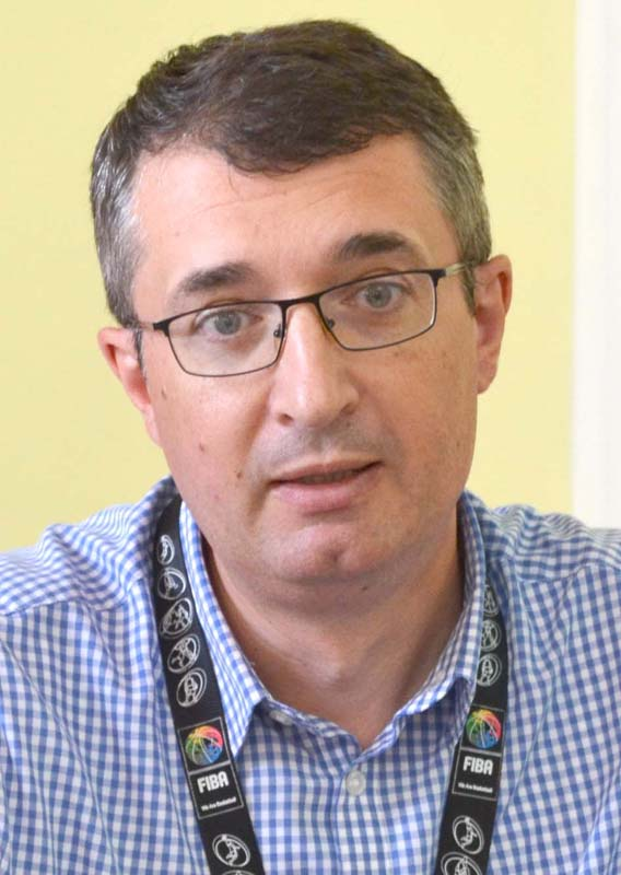 Eduard Florea, directorul economic al Primăriei Oradea