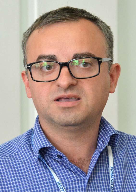 Marius Moş, directorul DMPFI