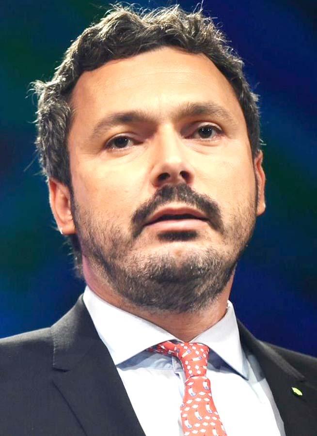 fostul ministru al Economiei, Răzvan Nicolescu