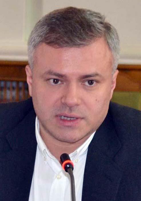 Lucian Popa, șeful Direcției Patrimoniului Imobiliar