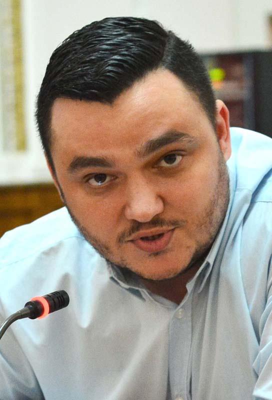 Liviu Sabău Popa, consilier local PSD