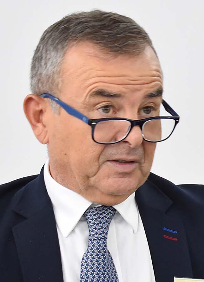 Virgil Blage, şeful Inspectoratului Şcolar Judeţean Bihor