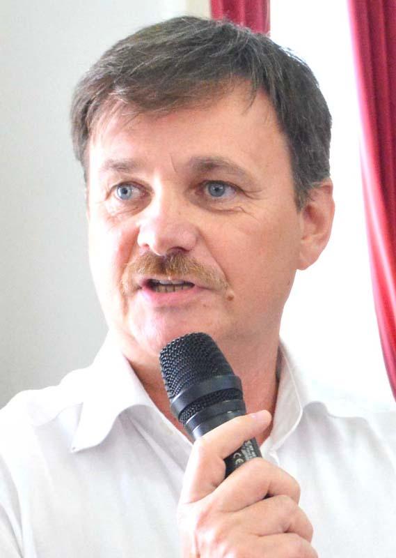 Bimbo Szuhai, preşedintele Consiliului de Administraţie a Aeroportului Oradea