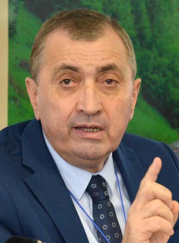 Gheorghe Paşc, directorul Aeroportului din Oradea