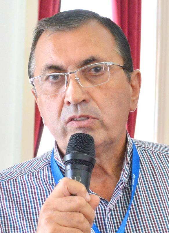 Gheorghe Pasc, fostul şef al Aeroportului din Oradea