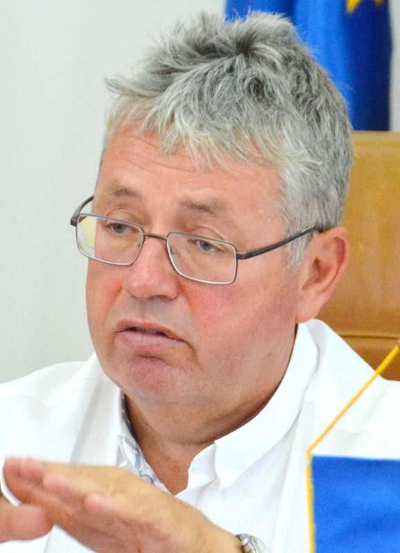 Pasztor Sandor, preşedintele Consiliului Judeţean Bihor
