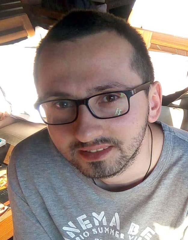 Radu Bogdan, victimă Sorin Rogia
