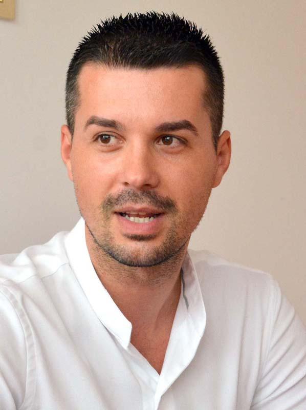 Cătălin Beltechi, directorul clinicii orădene Laser System