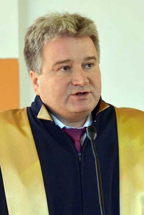 Constantin Bungău, rectorul Universității din Oradea