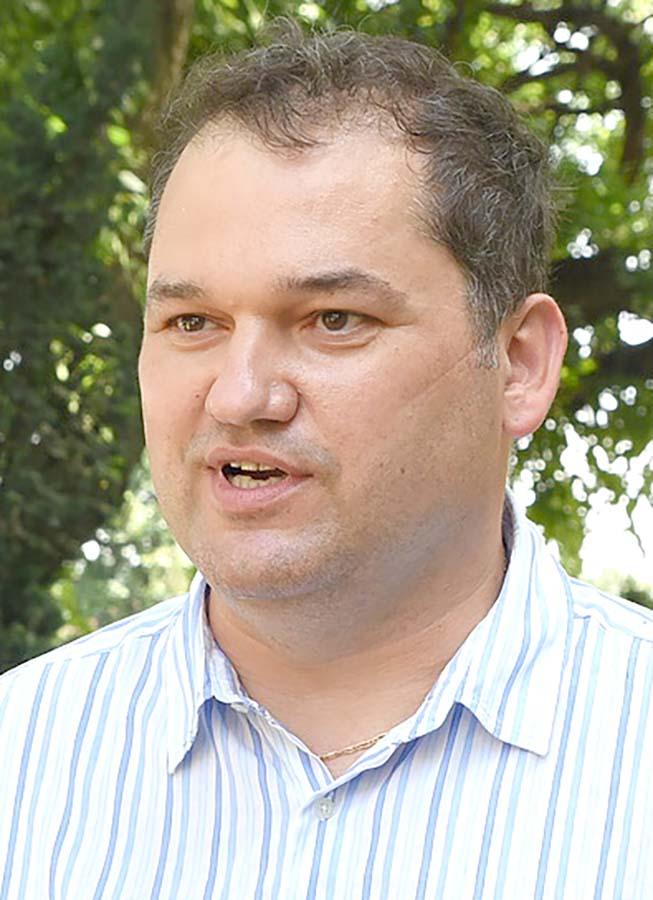 Cseke Attila, președintele UDMR Bihor, candidat la Primăria Oradea