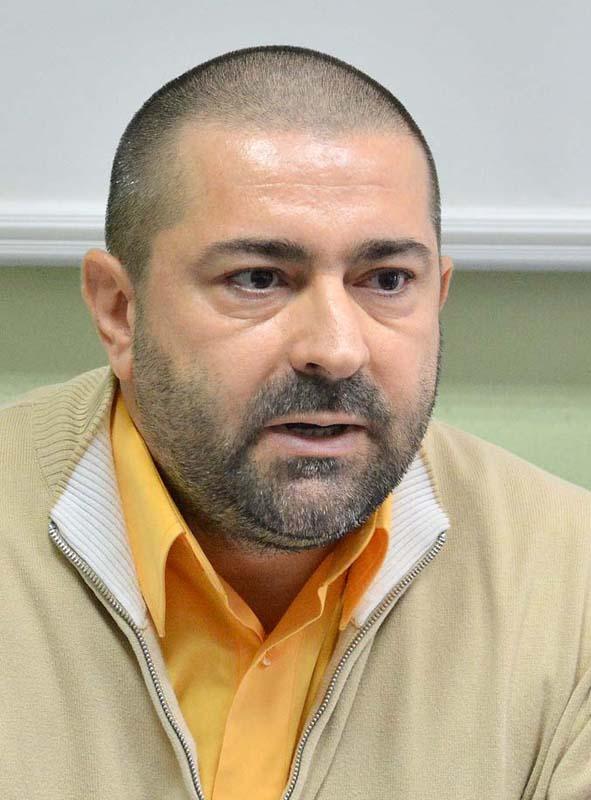 Dacian Foncea, managerul Spitalului Municipal Oradea