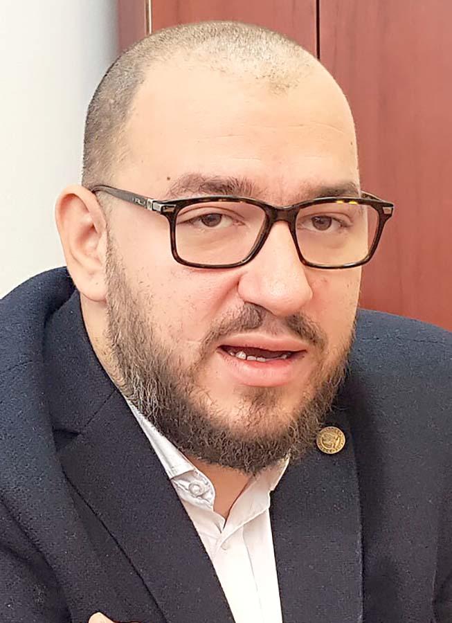 Silviu Dehelean, președintele USR Bihor